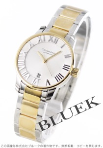 ティファニー アトラス ドーム 腕時計 レディース TIFFANY Z1830.68.15A21A00A