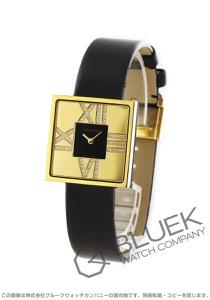 ティファニー カクテル ダイヤ サテンレザー 腕時計 レディース TIFFANY Z1950.10.50E10A40E