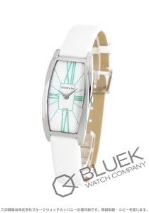 ティファニー ジェメア サテンレザー 腕時計 レディース TIFFANY Z6401.10.10A29A48A
