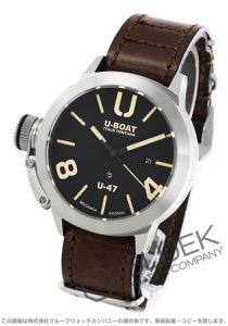 ユーボート クラシコ U-47 AS1 替えベルト付き 腕時計 メンズ U-BOAT 8105