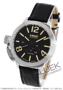 ユーボート クラシコ タングステン ストラトス 45 アリゲーターレザー 腕時計 メンズ U-BOAT 9006