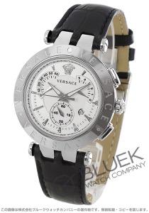 ヴェルサーチ V-レース クロノグラフ レトログラード 替えベゼル付き 腕時計 メンズ VERSACE 23C99D002S009