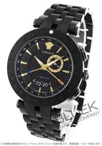 ヴェルサーチ V-レース GMT 腕時計 メンズ VERSACE 29G60D009S060