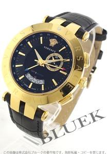 ヴェルサーチ V-レース GMT 腕時計 メンズ VERSACE 29G70D009S009