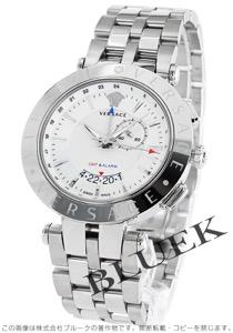 ヴェルサーチ V-レース GMT 腕時計 メンズ VERSACE 29G99D001S099