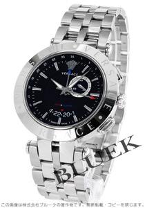 ヴェルサーチ V-レース GMT 腕時計 メンズ VERSACE 29G99D009S099
