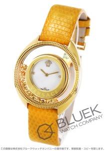 ヴェルサーチ ディスティニー プレシャス ダイヤ リザードレザー 腕時計 レディース VERSACE 86Q721MD497S585