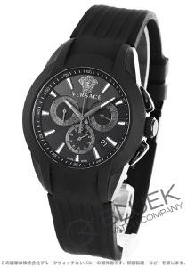ヴェルサーチ キャラクター クロノ クロノグラフ 腕時計 メンズ VERSACE M8C60D008S009