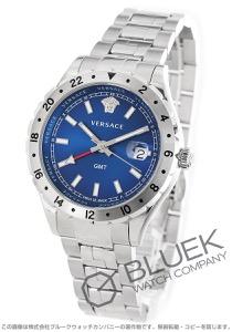 ヴェルサーチ ヘレニウム GMT 腕時計 メンズ VERSACE V11010015