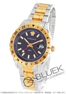 ヴェルサーチ ヘレニウム GMT 腕時計 メンズ VERSACE V11040015
