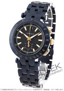 ヴェルサーチ V-レース スポーツ クロノグラフ 替えベルト・ベゼル付き 腕時計 メンズ VERSACE VAH050016