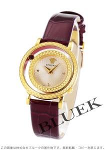 ヴェルサーチ ヴィーナス ラウンド 腕時計 レディース VERSACE VDA020014