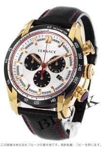 ヴェルサーチ V-レイ クロノグラフ 腕時計 メンズ VERSACE VDB040014