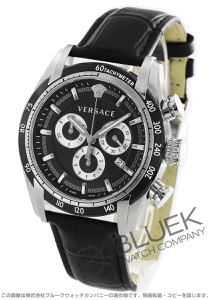 ヴェルサーチェ V-レイ クロノグラフ 腕時計 メンズ VERSACE VEDB00118