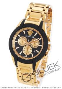 ヴェルサーチ キャラクター クロノ クロノグラフ 腕時計 メンズ VERSACE VEM800318