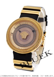 ヴェルサーチ V-メタル 腕時計 レディース VERSACE VLC030014
