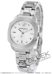 ヴェルサーチ ディロス 腕時計 レディース VERSACE VQD040015