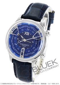 ヴィスコンティ オペラ GMT 腕時計 メンズ VISCONTI KW23-13