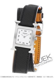 エルメス Hウォッチ ドゥブルトゥール 腕時計 レディース HERMES W036716WW00