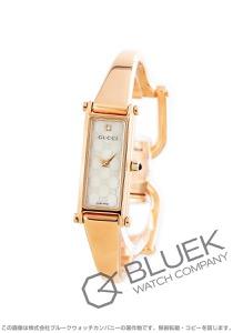 グッチ バングル ダイヤ 腕時計 レディース GUCCI YA015560