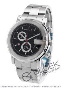 グッチ Gクロノ クロノグラフ 腕時計 メンズ GUCCI YA101309