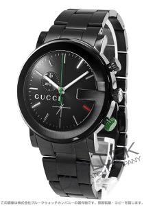 グッチ Gクロノ クロノグラフ 腕時計 メンズ GUCCI YA101331
