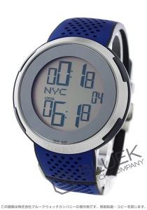 グッチ Iグッチ クロノグラフ 腕時計 メンズ GUCCI YA114105