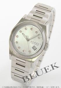 グッチ パンテオン ダイヤ 腕時計 ユニセックス GUCCI YA115403