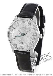 グッチ エリクス GMT アリゲーターレザー 腕時計 メンズ GUCCI YA126345