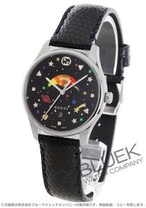 グッチ Gタイムレス ムーンフェイズ リザードレザー 腕時計 レディース GUCCI YA1264045
