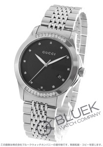 グッチ Gタイムレス ダイヤ 腕時計 メンズ GUCCI YA126408