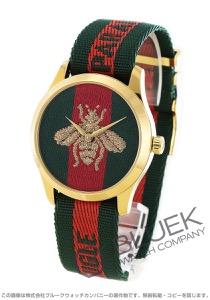 グッチ Gタイムレス 腕時計 ユニセックス GUCCI YA126487A
