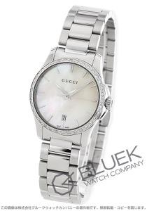 グッチ Gタイムレス ダイヤ 腕時計 レディース GUCCI YA126525