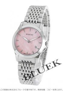 グッチ Gタイムレス 腕時計 レディース GUCCI YA126532