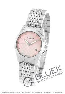 グッチ Gタイムレス ダイヤ 腕時計 レディース GUCCI YA126534
