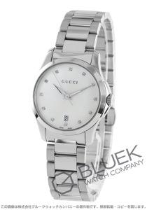 グッチ Gタイムレス ダイヤ 腕時計 レディース GUCCI YA126542