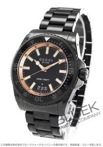 グッチ ダイヴ 腕時計 メンズ GUCCI YA136213