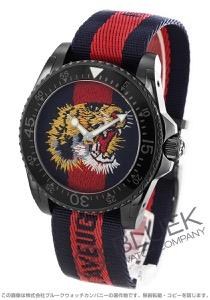 グッチ ダイヴ タイガー 腕時計 メンズ GUCCI YA136215