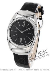 グッチ ホースビット ダイヤ アリゲーターレザー 腕時計 レディース GUCCI YA139403
