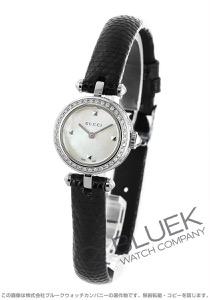 グッチ ディアマンティッシマ ダイヤ リザードレザー 腕時計 レディース GUCCI YA141511