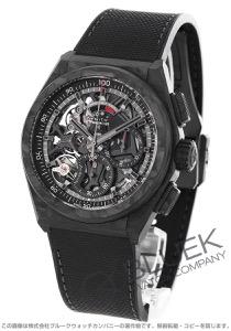 ゼニス デファイ エル プリメロ 21 クロノグラフ パワーリザーブ 替えベルト付き 腕時計 メンズ Zenith 10.9000.9004/96.R921