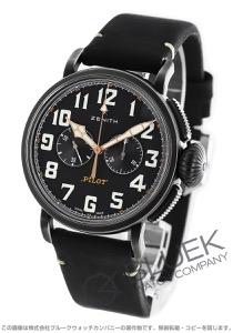 ゼニス パイロット タイプ20 トンアップ クロノグラフ 腕時計 メンズ Zenith 11.2432.4069/21.C900