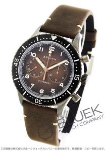 ゼニス パイロット クロノメトロ TIPO CP-2 フライバック クロノグラフ 腕時計 メンズ Zenith 29.2240.405/18.C801