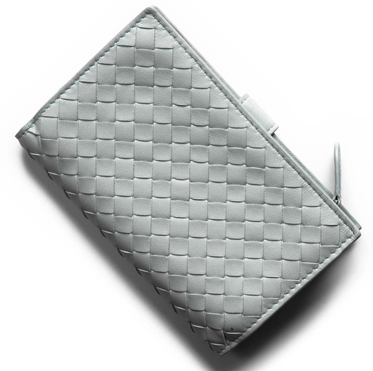buy popular 8fb31 ab248 ブルーク】ボッテガヴェネタ (ボッテガ・ヴェネタ) 二つ折り財布 ...