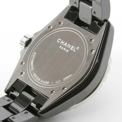 promo code e4279 18b94 シャネル J12 ダイヤ 腕時計 メンズ CHANEL H1626 ブランド ...