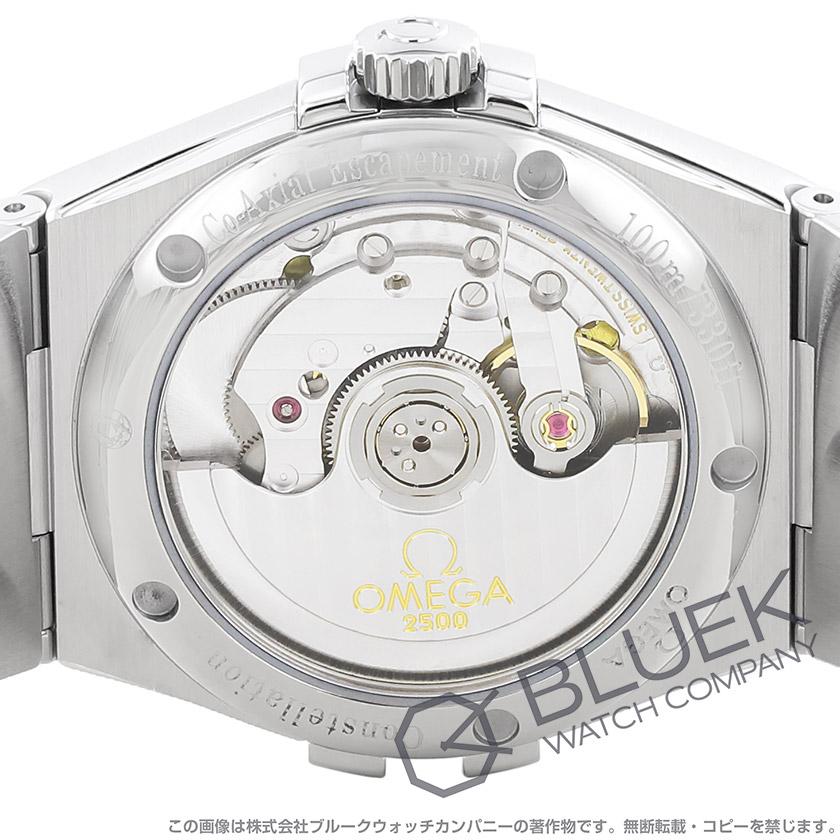 オメガ OMEGAコンステレーション ブラッシュ ダイヤ メンズ 123.10.35.20.52.001