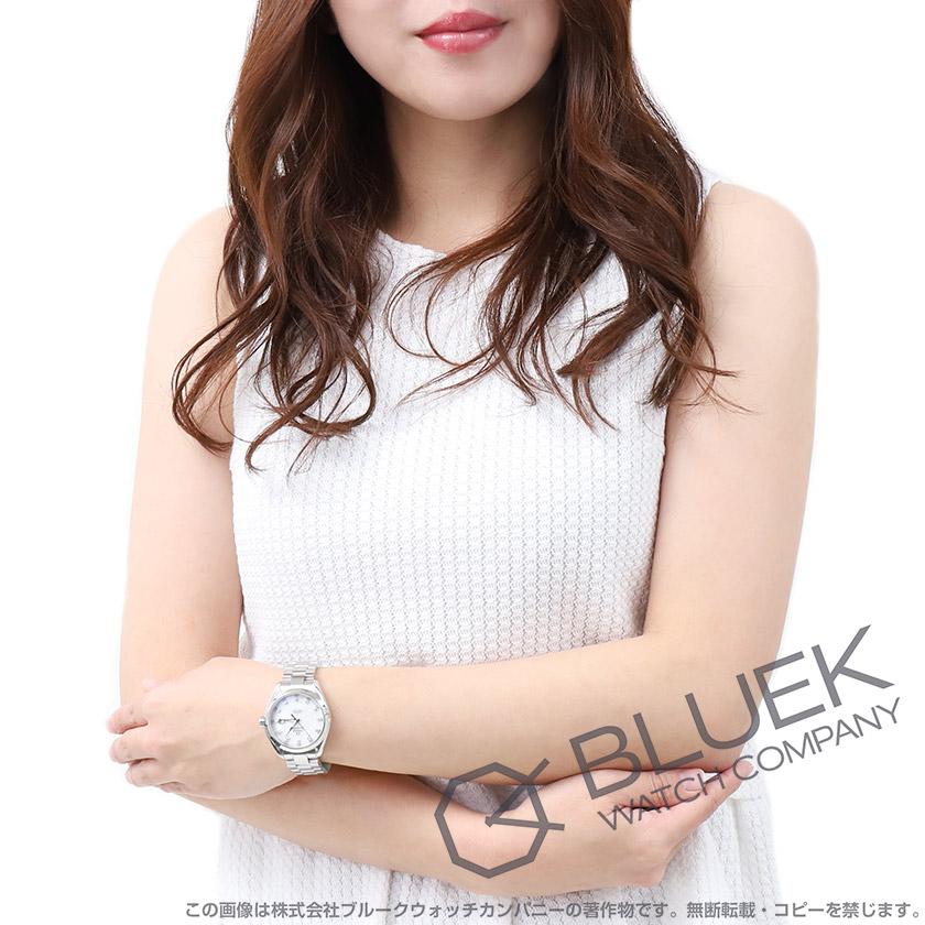 オメガ シーマスター アクアテラ ダイヤ 腕時計 レディース OMEGA 231.10.34.20.55.001