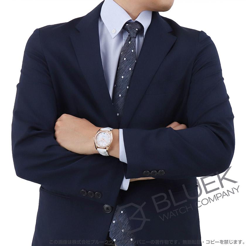 オメガ シーマスター アクアテラ ダイヤ RG金無垢 アリゲーターレザー ユニセックス 231.58.39.21.55.001