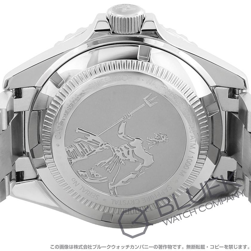 エドックス スカイダイバー ネプチューン 1000m防水 メンズ 80120-3NM-BUIDN