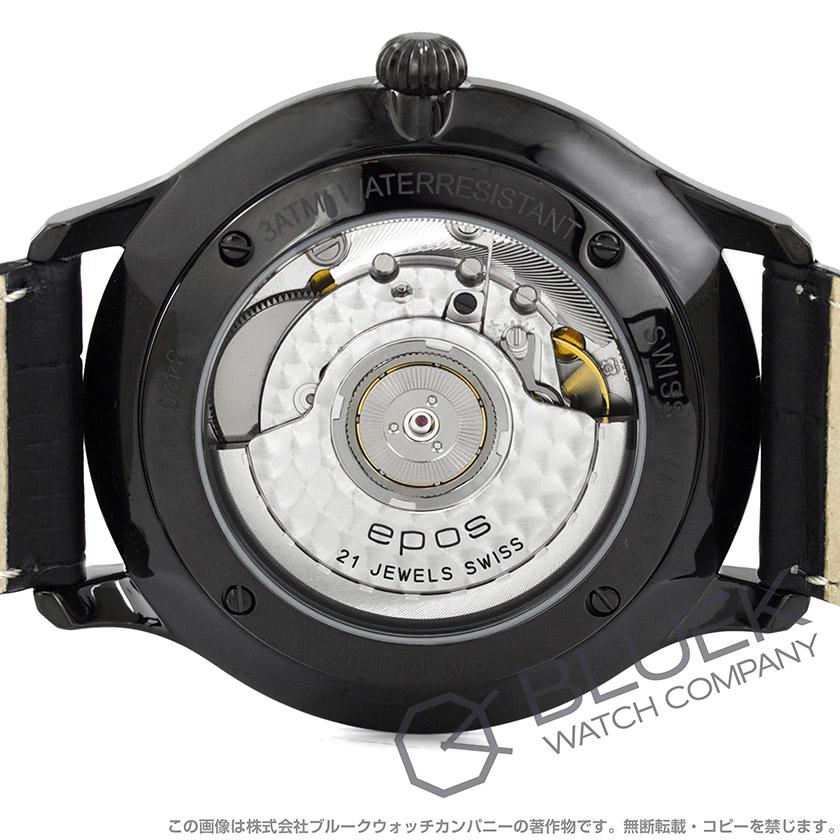 エポス Eposオリジナーレ メンズ 3420BKGYSL